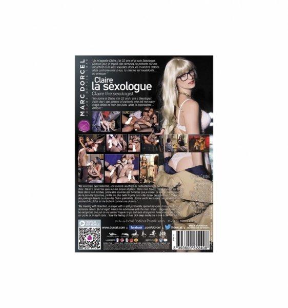 DVD Dorcel - Claire the Sexologist