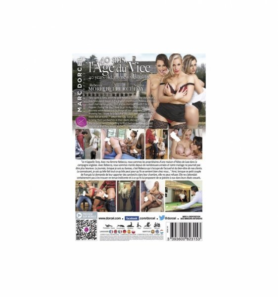 DVD Dorcel - My New Vicious Life