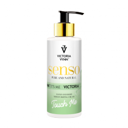 SENSEO TOUCH ME Hand and Body Moisturizing Cream 250ml - Victoria Vynn