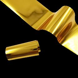 Transfer Nagelfolie GOLD