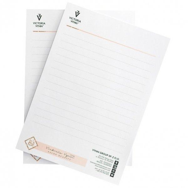 Notes 50 Blatt - Victoria Vynn