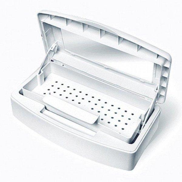 Desinfektionswanne mit Siebeinsatz Sterilisationsbox