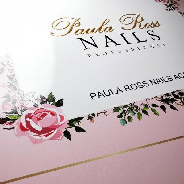 Präsentationsmappe A4 Paula Ross NAILS