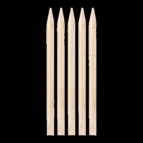 Cuticle Pusher Holz 10 Stück