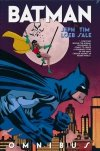 BATMAN BY JEPH LOEB AND TIM SALE OMNIBUS HC (Oferta ekspozycyjna)