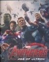 MARVELS AVENGERS AGE OF ULTRON ART OF MOVIE SLIPCASE HC (Oferta ekspozycyjna)