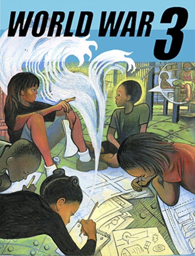 WORLD WAR 3 ILLUSTRATED #46 YOUTH ACTIVISM & CLIMATE
