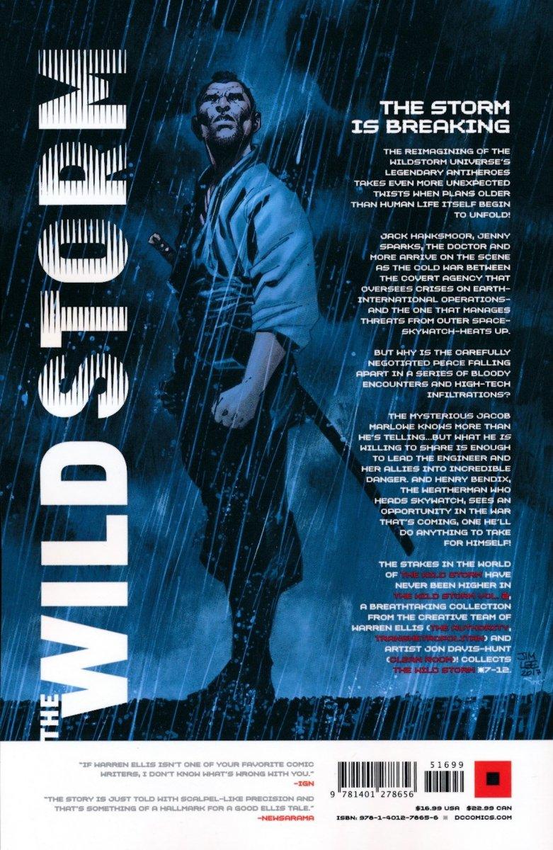 WILD STORM VOL 02 SC (Oferta ekspozycyjna)