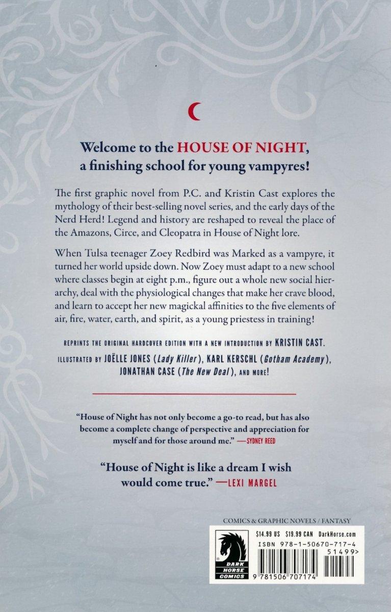 LEGACY HOUSE OF NIGHT GN (Oferta ekspozycyjna)