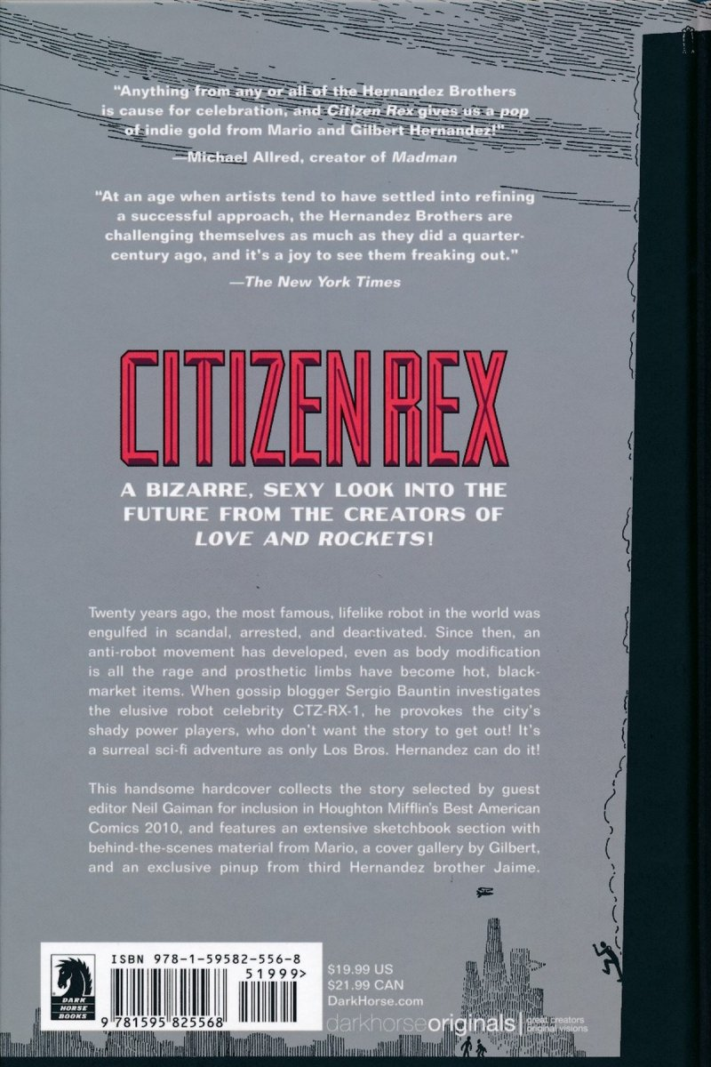 CITIZEN REX HC (Oferta ekspozycyjna)