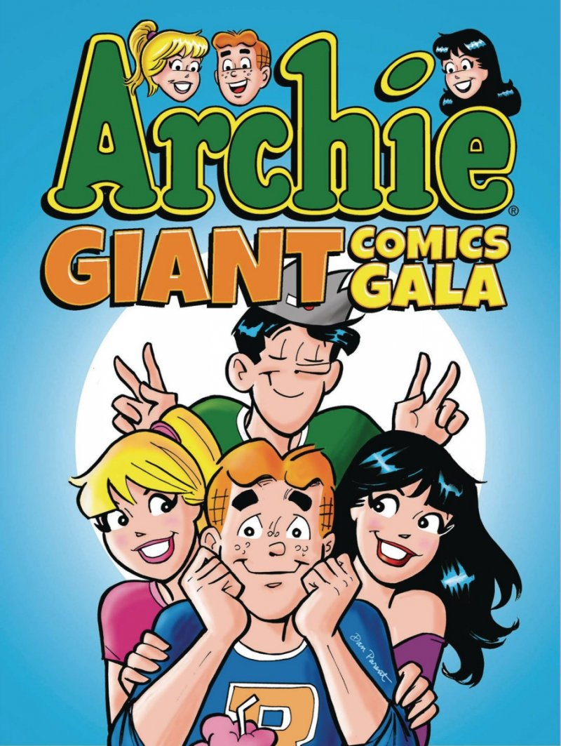 ARCHIE GIANT COMICS GALA GN