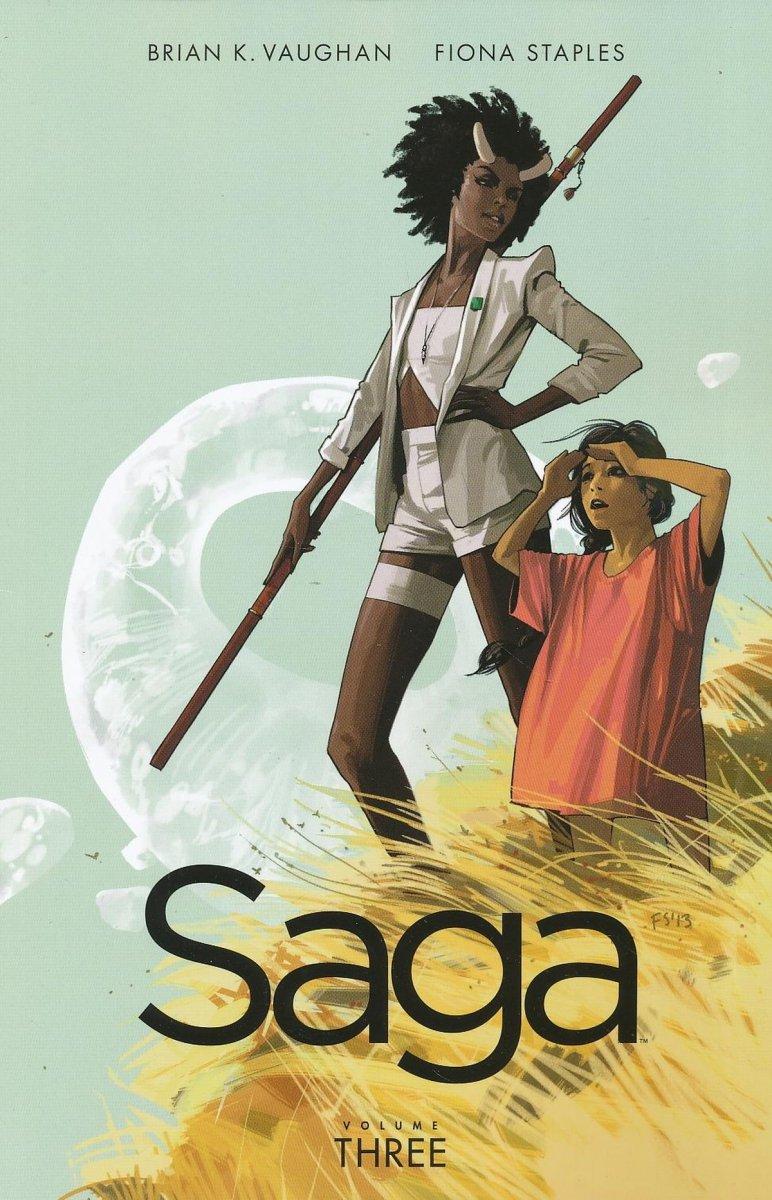 SAGA VOL 03 SC (Oferta ekspozycyjna)