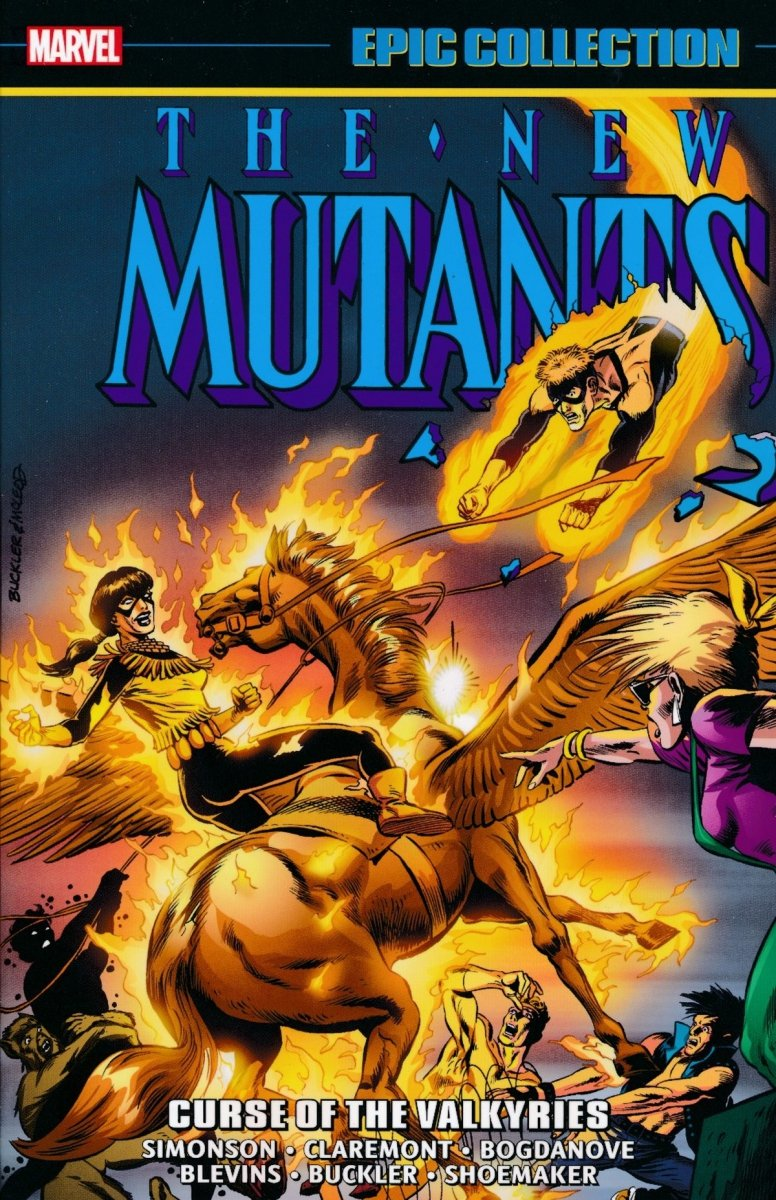 NEW MUTANTS EPIC COLLECTION TP CURSE OF VALKYRIES
