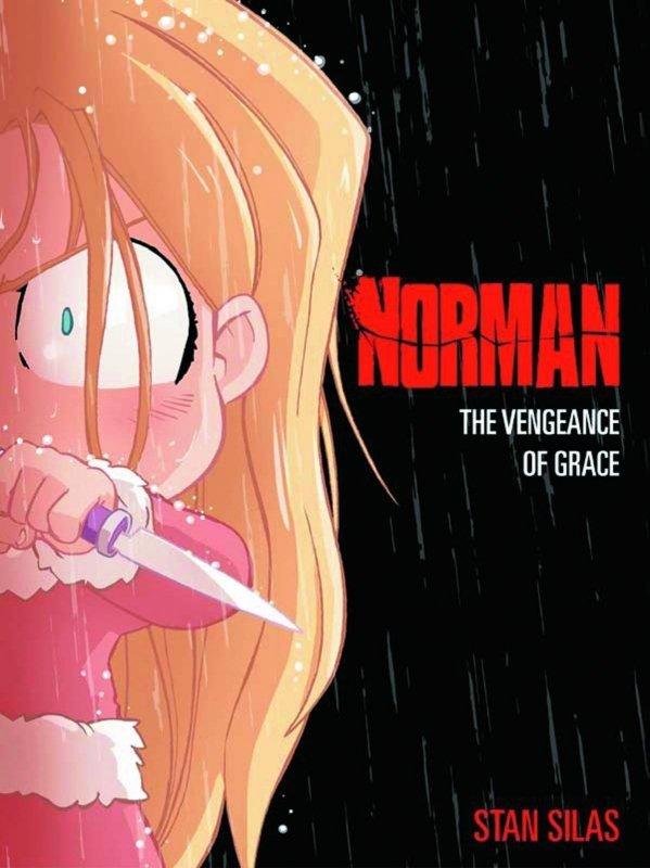 NORMAN SC VOL 03 VENGEANCE OF GRACE