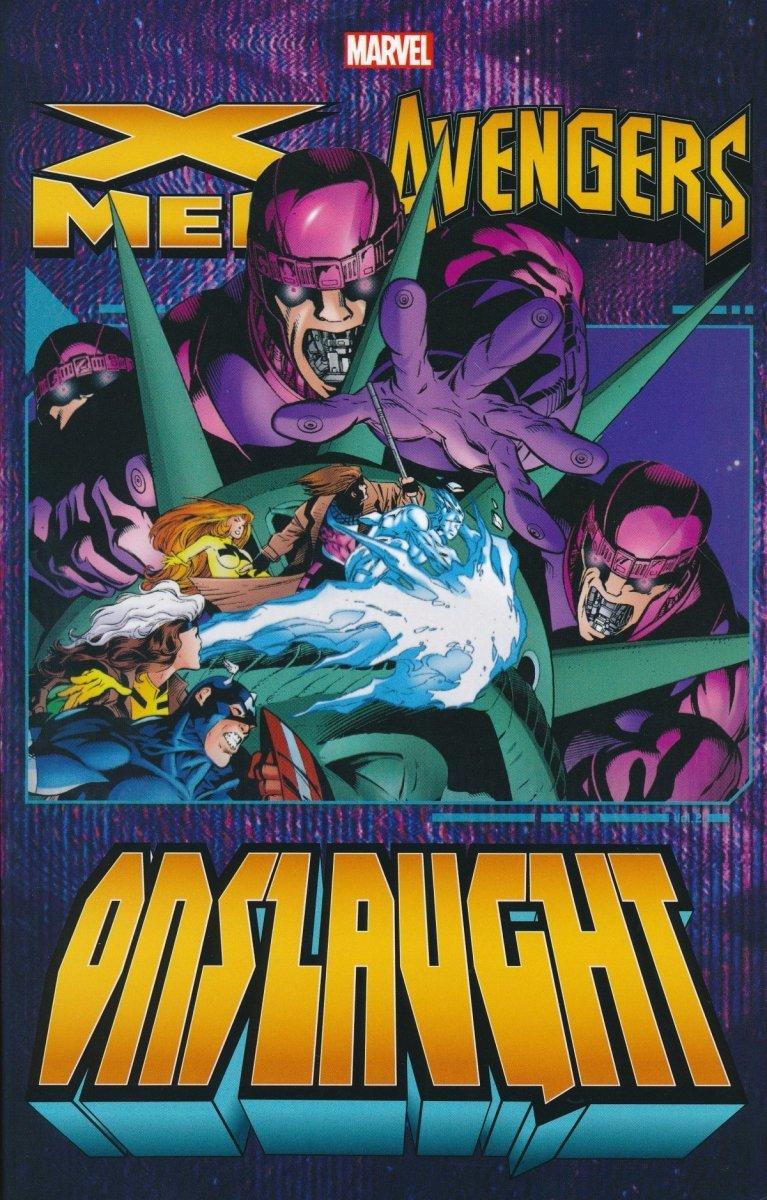 X-MEN AVENGERS ONSLAUGHT TP VOL 02 (Oferta ekspozycyjna)