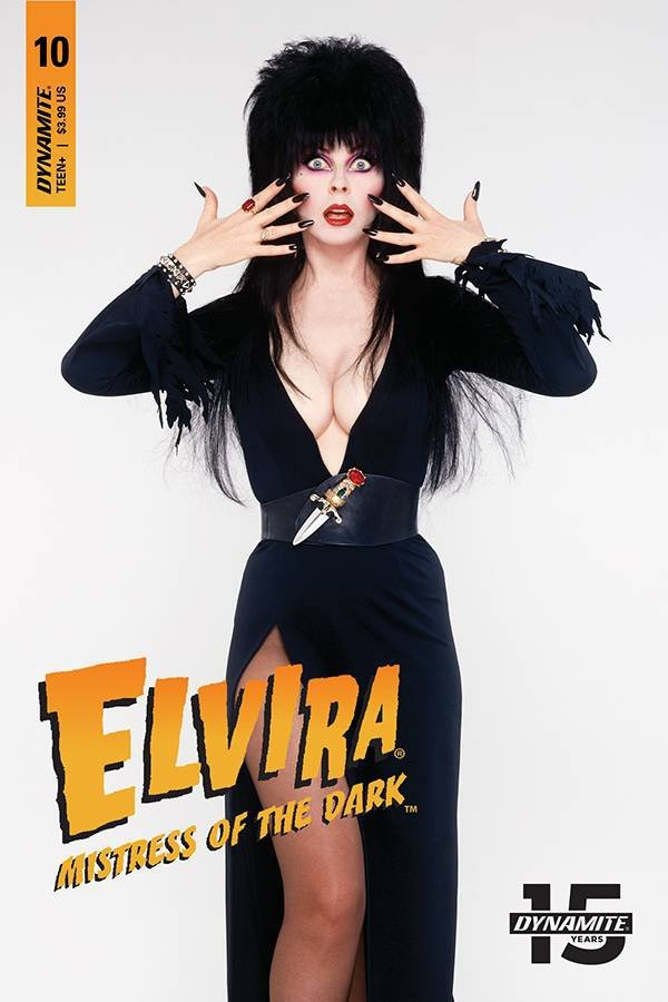 ELVIRA MISTRESS OF DARK #10 CVR D PHOTO