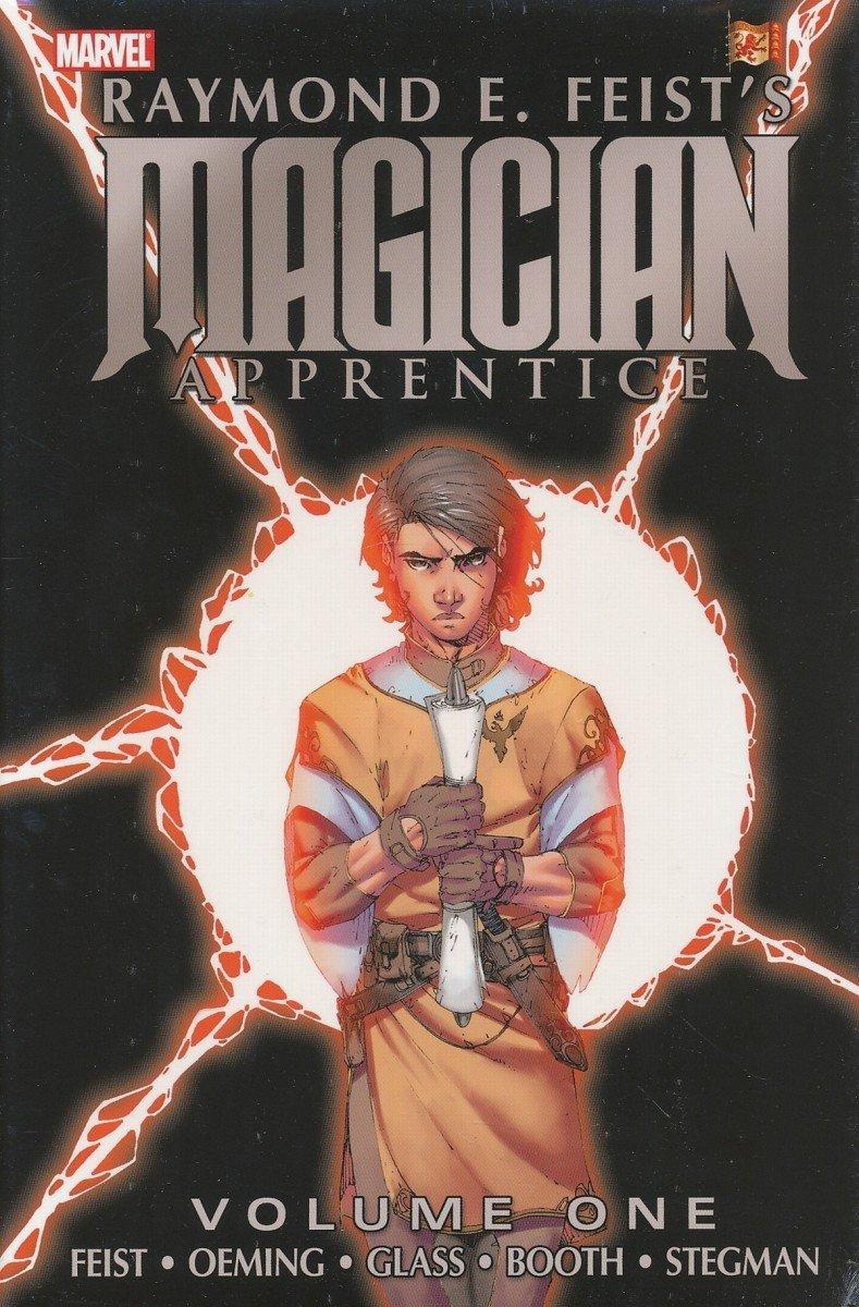 MAGICIAN APPRENTICE HC VOL 01 DIRECT MARKET (Oferta ekspozycyjna)