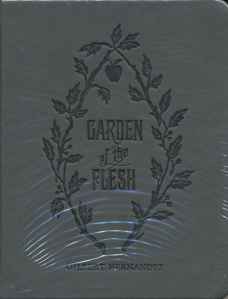 GARDEN OF FLESH HC HERNANDEZ