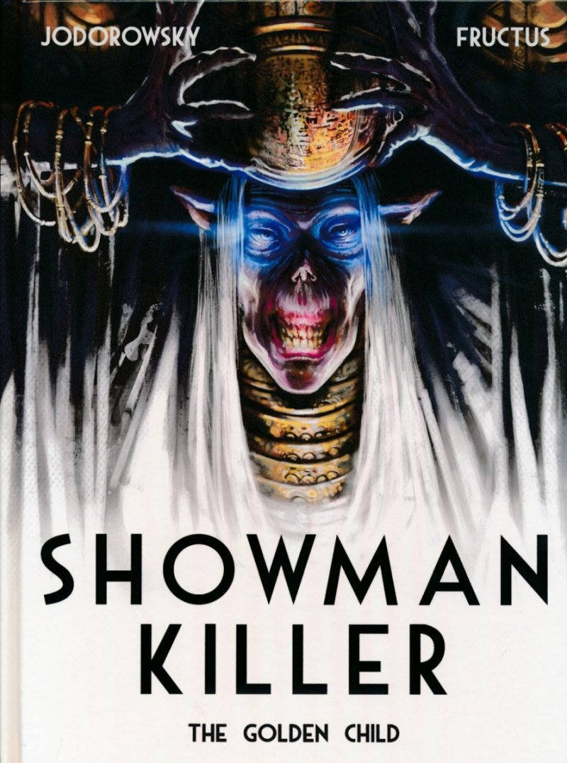 SHOWMAN KILLER VOL 02 THE GOLDEN CHILD HC (Oferta ekspozycyjna)