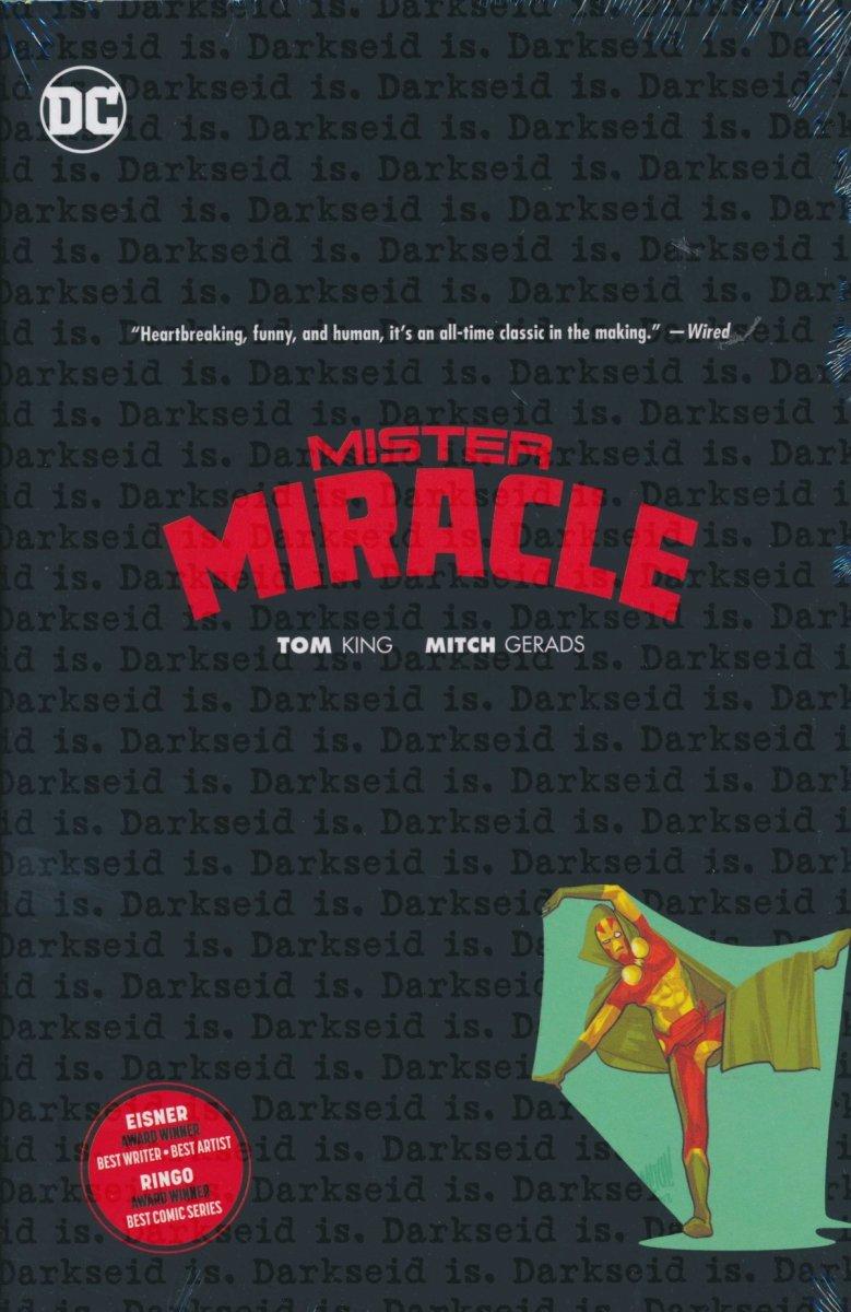 MISTER MIRACLE HC (Oferta ekspozycyjna)