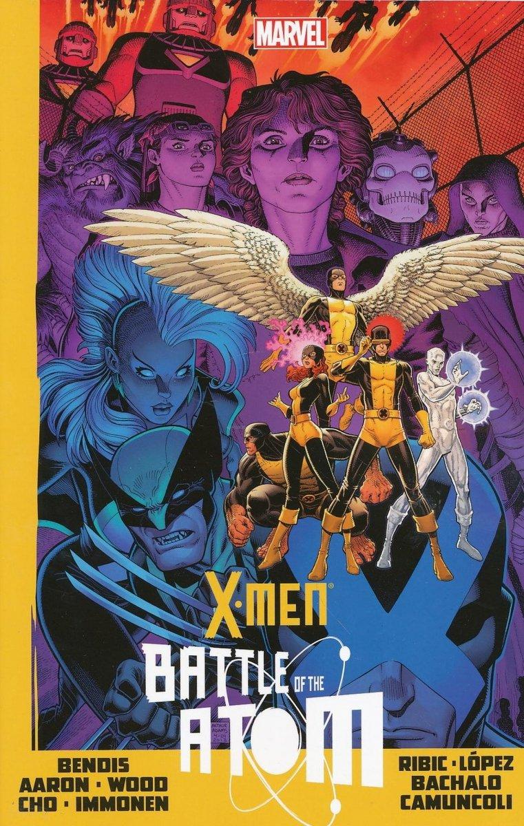 X-MEN TP BATTLE OF ATOM (Oferta ekspozycyjna)