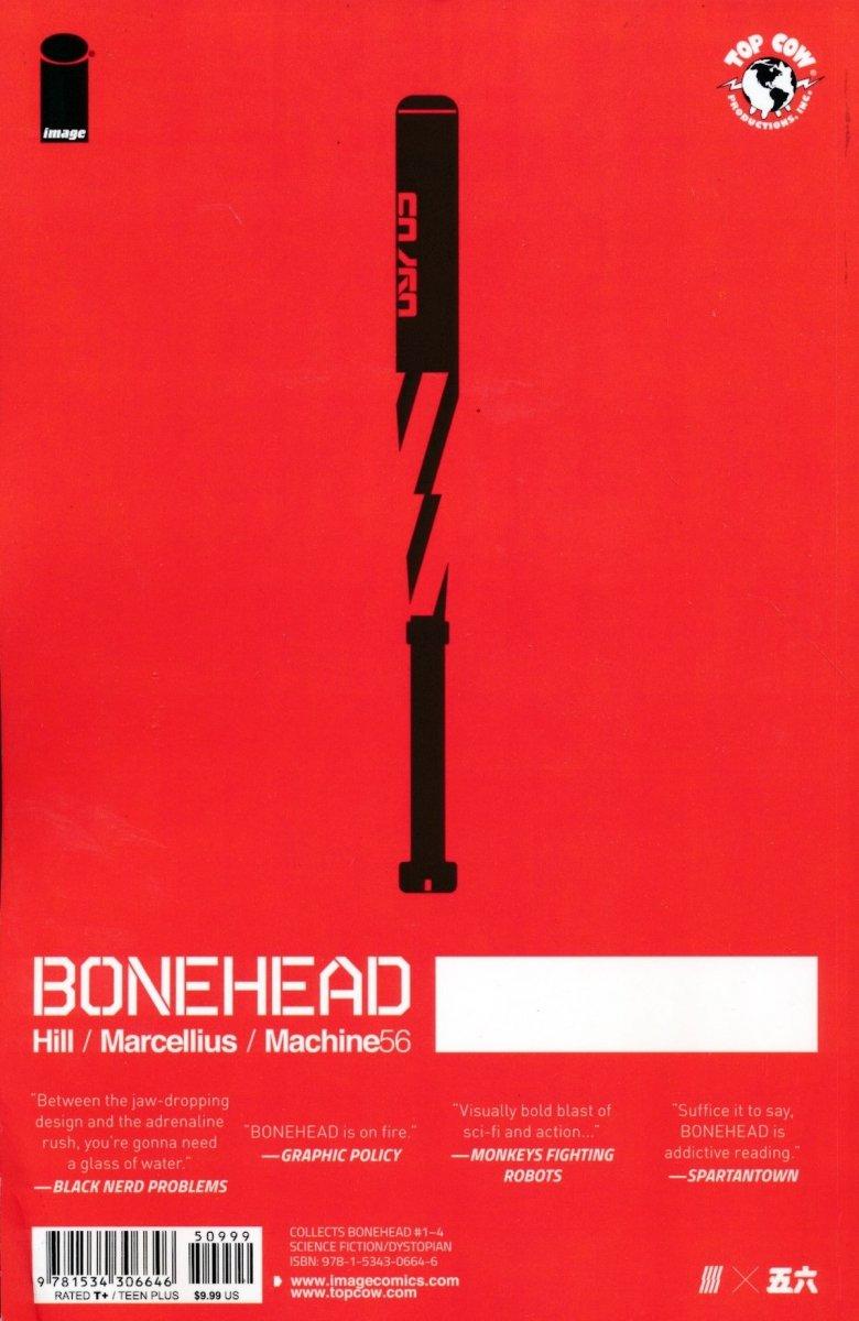 BONEHEAD VOL 01 SC (Oferta ekspozycyjna)