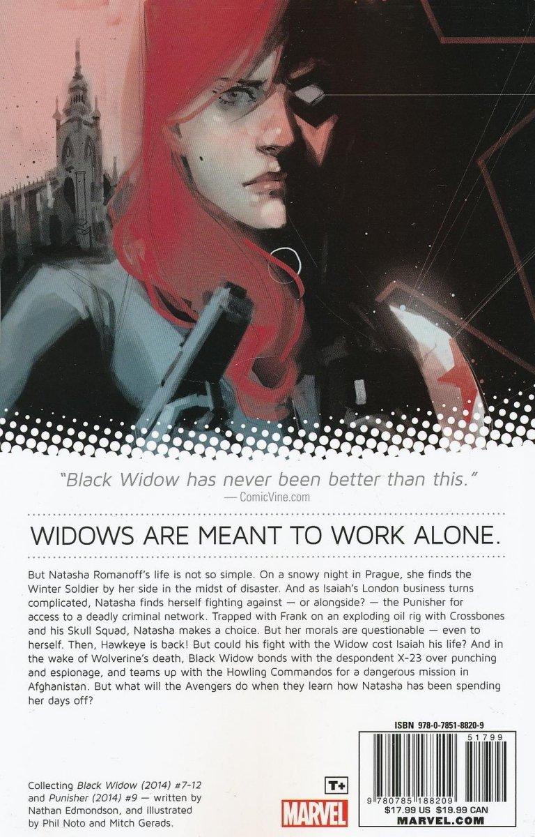BLACK WIDOW TP VOL 02 TIGHTLY TANGLED WEB