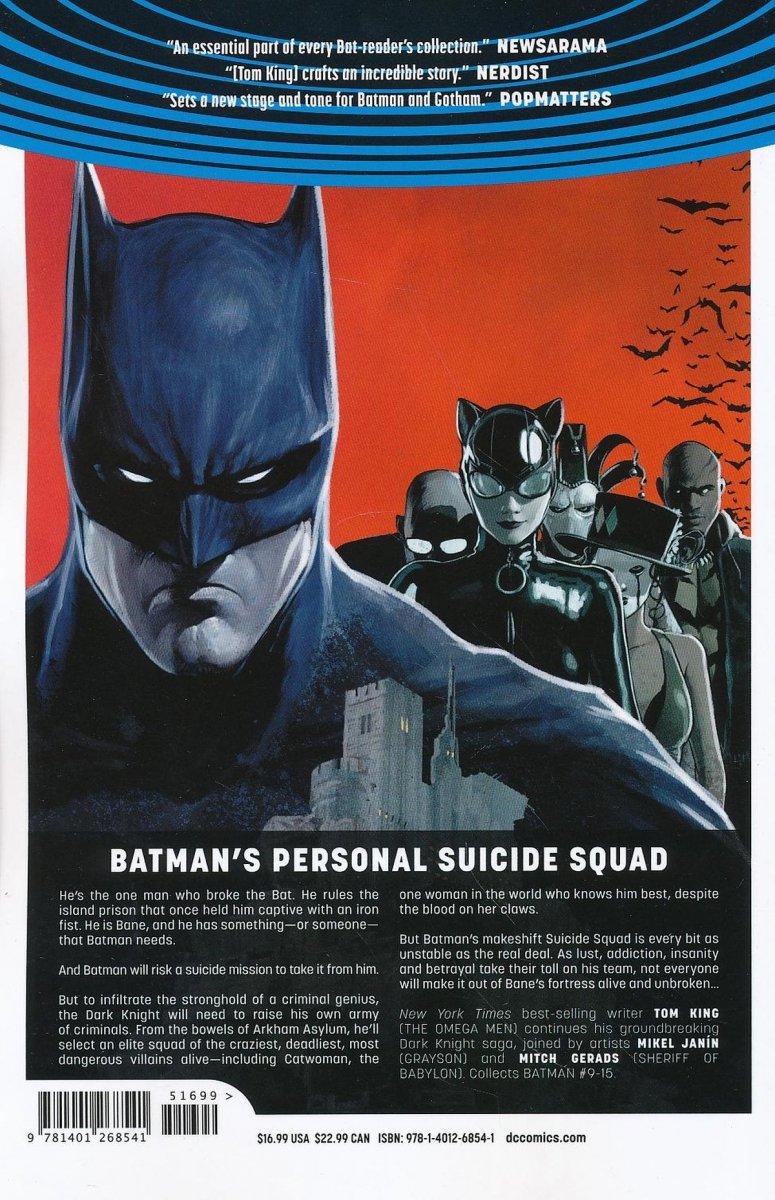 BATMAN VOL 02 I AM SUICIDE SC (Oferta ekspozycyjna)
