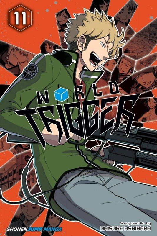 WORLD TRIGGER GN VOL 11