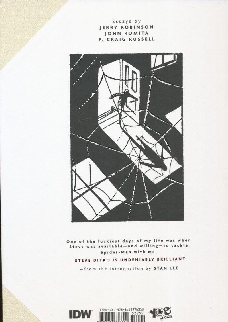ART OF STEVE DITKO HC NEW ED (Oferta ekspozycyjna)