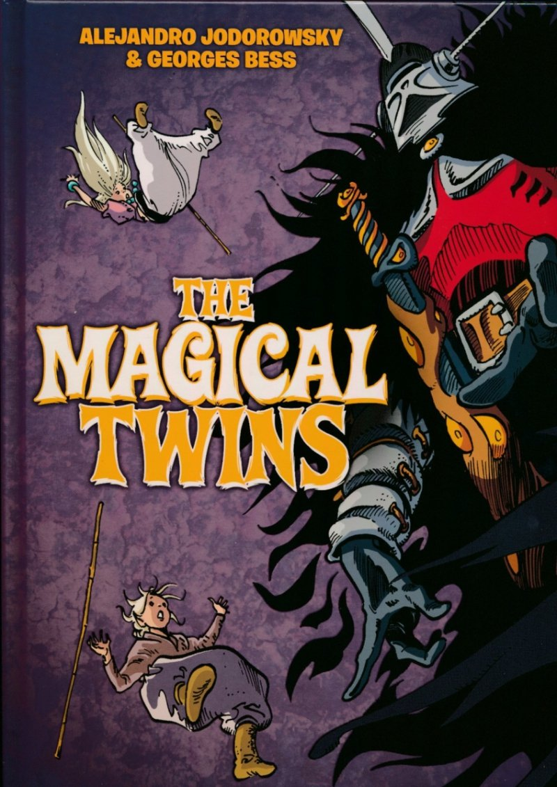MAGICAL TWINS HC (NEW EDITION)