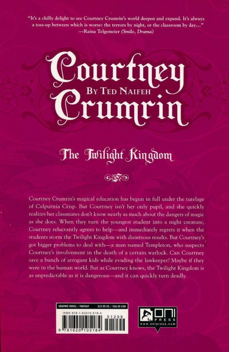COURTNEY CRUMRIN VOL 03 SC (NEW EDITION) (Oferta ekspozycyjna)