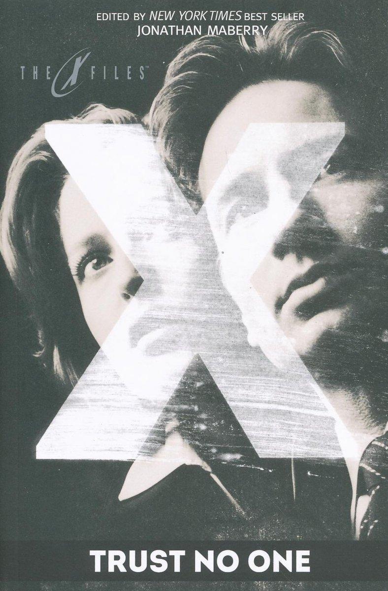 X-FILES TP TRUST NO ONE (PROSE) (Oferta ekspozycyjna)