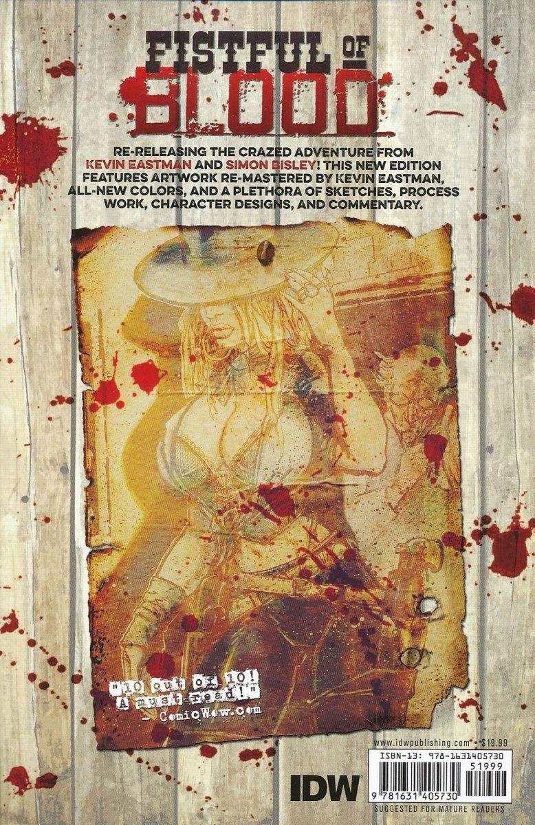 FISTFUL OF BLOOD TP (Oferta ekspozycyjna)