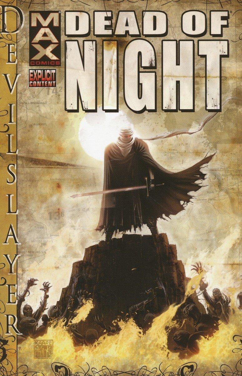 DEAD OF NIGHT TP DEVIL-SLAYER (Oferta ekspozycyjna)
