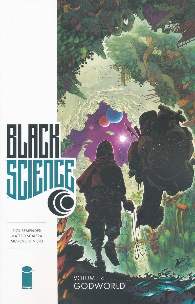 BLACK SCIENCE VOL 04 SC (Oferta ekspozycyjna)