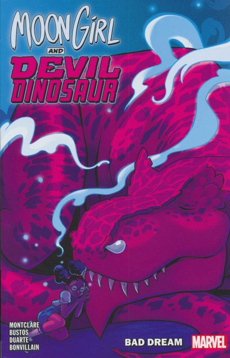MOON GIRL AND DEVIL DINOSAUR TP VOL 07 BAD DREAM (Oferta ekspozycyjna)