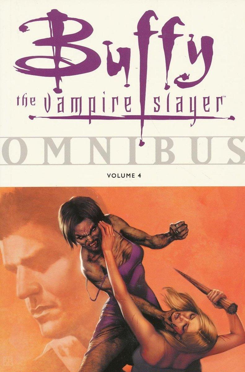 BUFFY THE VAMPIRE SLAYER OMNIBUS TP VOL 04 (Oferta ekspozycyjna)