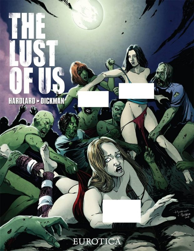 LUST OF US GN