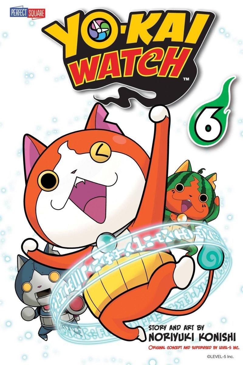 YO-KAI WATCH GN VOL 06