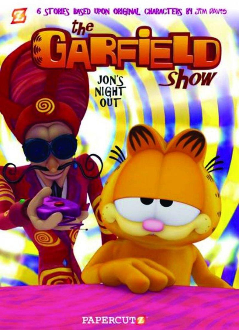 GARFIELD SHOW HC VOL 02 JONS NIGHT OUT