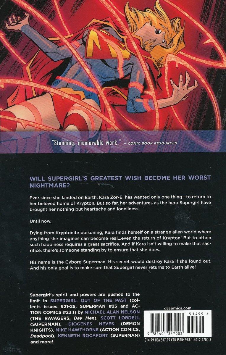 SUPERGIRL VOL 04 OUT OF THE PAST SC (Oferta ekspozycyjna)
