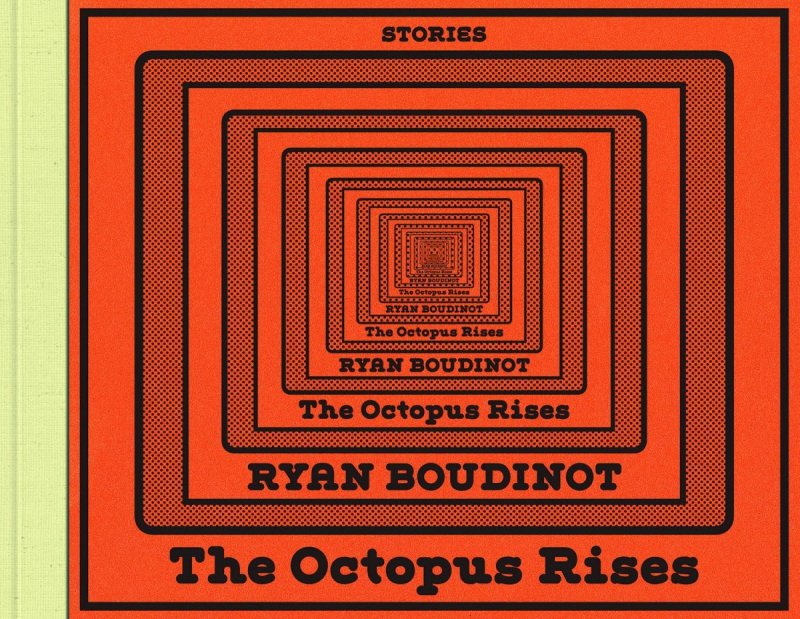 OCTOPUS RISES HC NOVEL