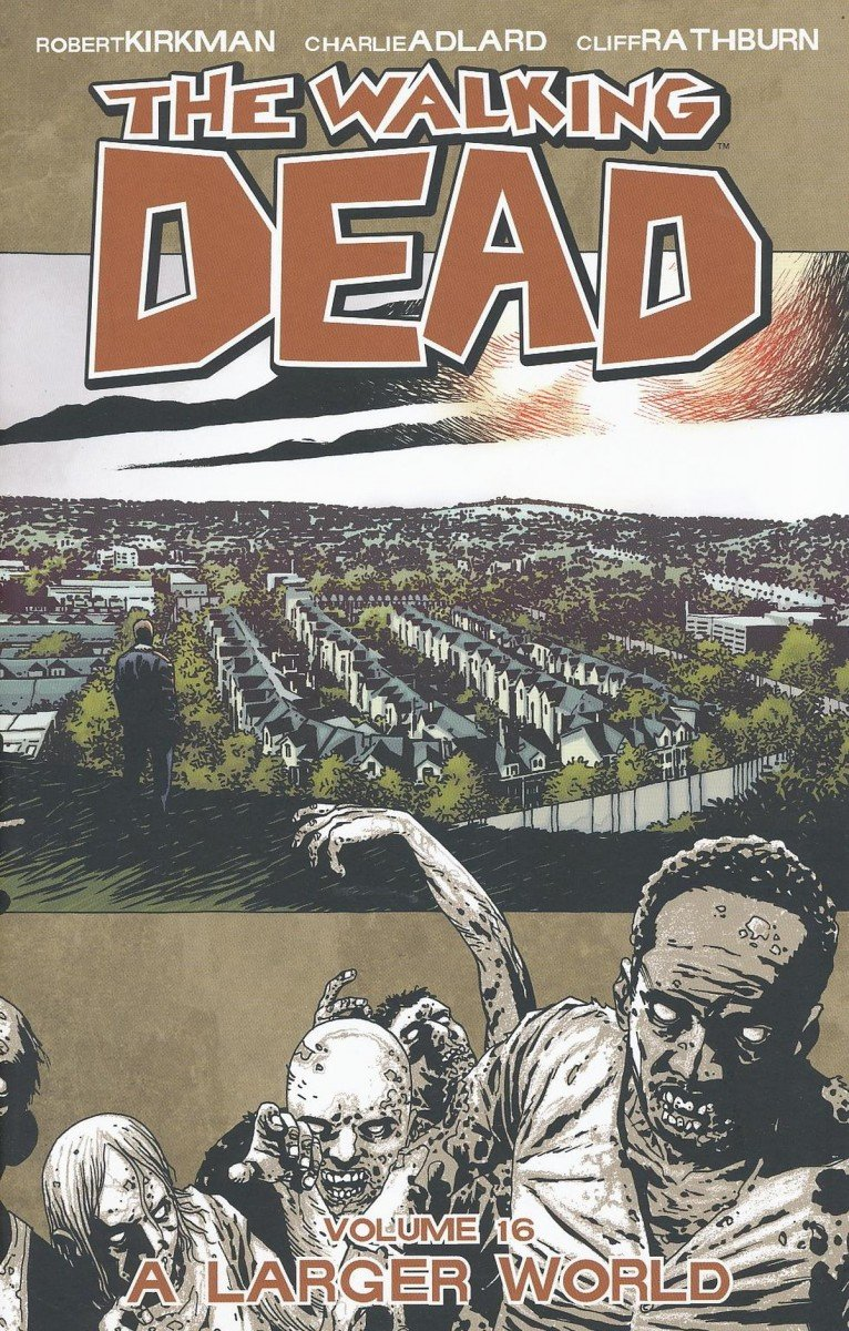 WALKING DEAD VOL 16 SC (Oferta ekspozycyjna)