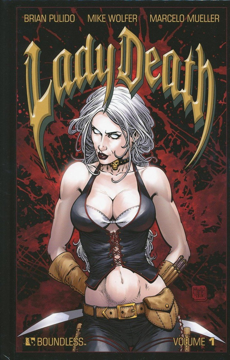 LADY DEATH (ONGOING) HC VOL 01