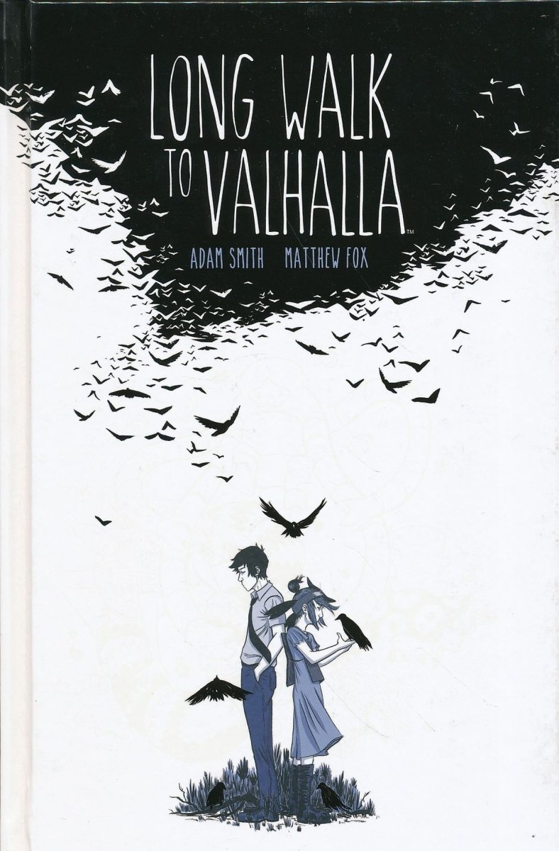 LONG WALK TO VALHALLA ORIGINAL GN HC