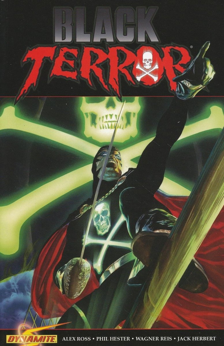 PROJECT SUPERPOWERS BLACK TERROR TP VOL 03 INHUMAN REMAINS