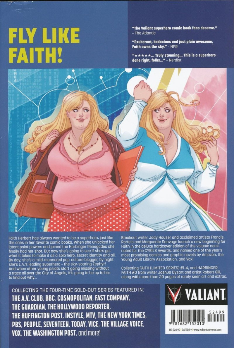 FAITH HC VOL 01 HOLLYWOOD AND VINE (Oferta ekspozycyjna)