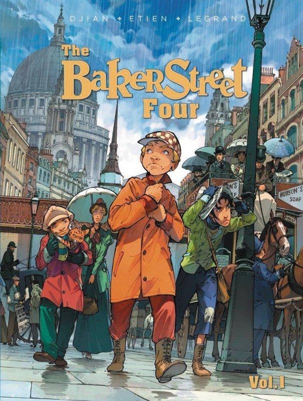 BAKER STREET FOUR GN VOL 01