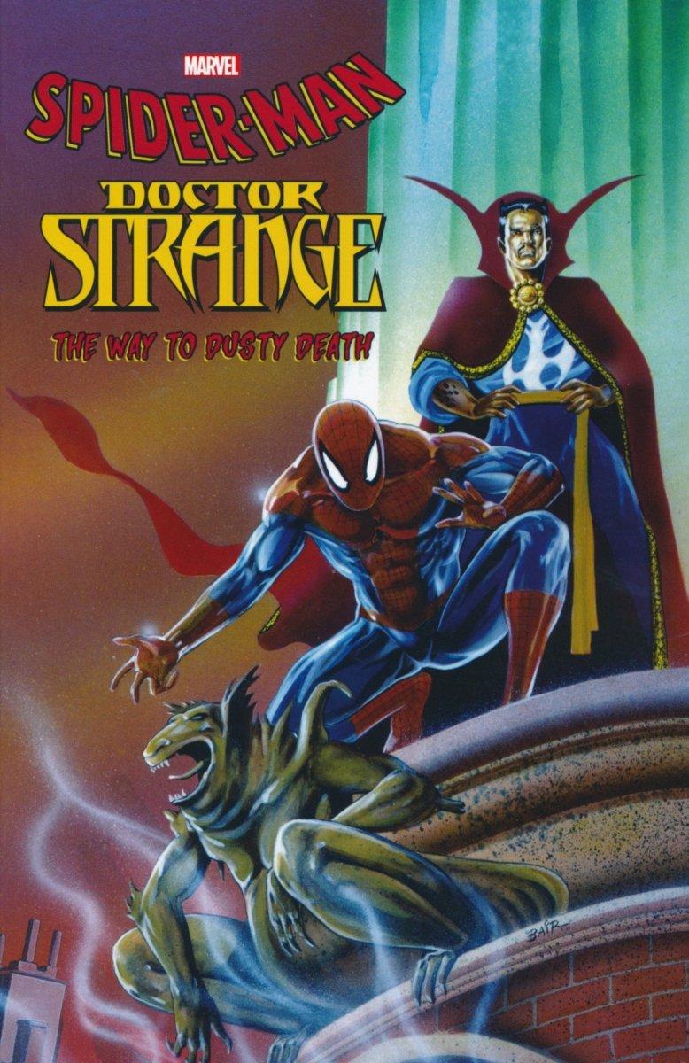 SPIDER-MAN DOCTOR STRANGE TP WAY TO DUSTY DEATH (Oferta ekspozycyjna)